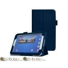 Чехол SAMSUNG GALAXY tab 3 7.0 t210, t211 Classic book cover dark blue