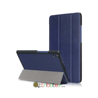 Чехол Lenovo Tab 3 Plus 7703 X / F 7.0 Moko ultraslim dark blue