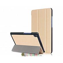 Чехол Lenovo Tab 3 Plus 7703 X / F 7.0 Moko ultraslim gold