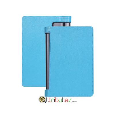 Чехол Lenovo Yoga Tablet 3 Pro 10 X90 L/F Classic book cover sky blue