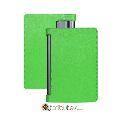 Чехол Lenovo Yoga Tablet 3 Pro 10 X90 L/F Classic book cover apple green