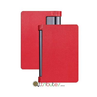Чехол Lenovo Yoga Tablet 3 Plus 10 YT-X703F Classic book cover red