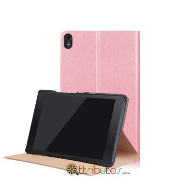 Чехол Lenovo Tab 3 Plus TB-8703X 8.0 Fashion book pink