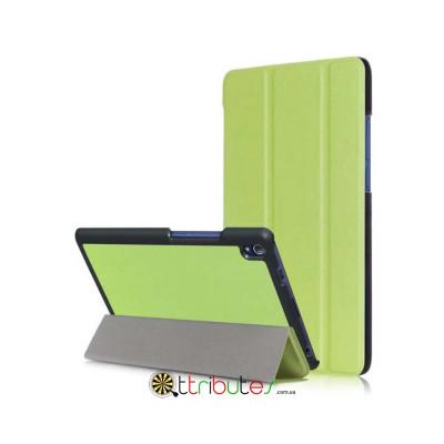 Чехол Lenovo Tab 3 Plus TB-8703X 8.0 Moko ultraslim apple green