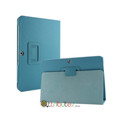 Чехол SAMSUNG GALAXY tab 2 10.1 p5100, p5110 Classic book cover sky blue