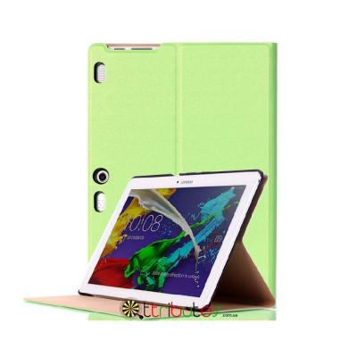 Чехол Lenovo Tab 2 A10-30 / x30 10.1 Fashion book apple green