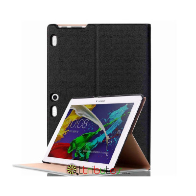 Чехол Lenovo tab 3 10 Business TB X70 F Fashion book black
