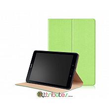 Чехол samsung galaxy tab S3 9.7 t820 t825 Fashion book apple green