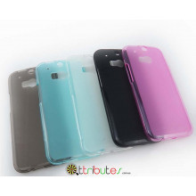 Чехол HTC One M8 5.0 Silicone cover