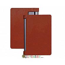 Чехол Lenovo Yoga Tablet 3 Pro 10 X90 L/F Classic book cover brown