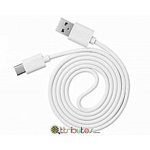 USB 3.1 Type-C кабель для зарядки и передачи данных длина 1 м black