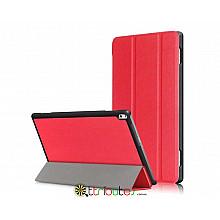 Чехол Lenovo Tab 4 10.1 plus x704F & x704N Moko ultraslim red