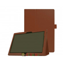 Чохол Lenovo Tab 4 10.1 tb x304F / x304L Classic book cover brown