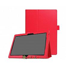 Чехол Lenovo Tab 4 10.1 tb x304F / x304L Classic book cover red