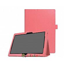 Чохол Lenovo Tab 4 10.1 tb x304F / x304L Classic book cover pink