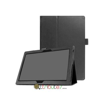 Чехол Lenovo Tab 4 10.1 plus x704F & x704N Classic book cover black