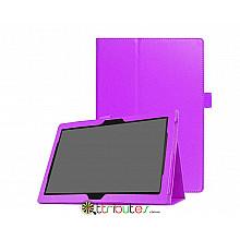 Чехол Lenovo Tab 4 10.1 tb x304F / x304L Classic book cover purple
