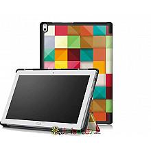 Чохол Lenovo Tab 4 10.1 plus x704F & x704N Print ultraslim square