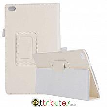 Чехол Lenovo Tab 4 8.0 tb 8504F & 8504N Classic book cover white