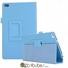 Чехол Lenovo Tab 4 8.0 tb 8504F & 8504N Classic book cover sky blue
