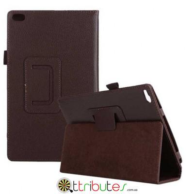 Чехол Lenovo Tab 4 8.0 tb 8504F & 8504N Classic book cover brown
