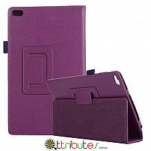 Чехол Lenovo Tab 4 8.0 tb 8504F & 8504N Classic book cover purple