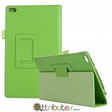 Чехол Lenovo Tab 4 8.0 tb 8504F & 8504N Classic book cover apple green