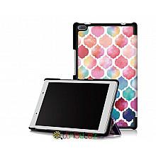 Чехол Lenovo Tab 4 8.0 tb 8504F & 8504N Print ultraslim mosaic