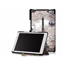 Чехол Lenovo Tab 4 8 tb 8504F 8504N Print ultraslim paris
