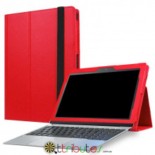 Чехол Lenovo Miix 320 10.1 Classic book cover red
