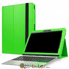 Чехол Lenovo Miix 320 10.1 Classic book cover apple green