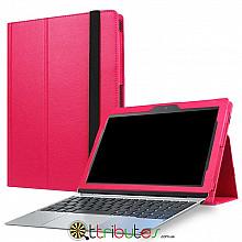Чохол Lenovo Miix 320 10.1 Classic book cover rose red