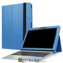 Чехол Lenovo Miix 320 10.1 Classic book cover sky blue