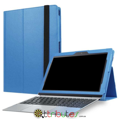 Чохол Lenovo Miix 320 10.1 Classic book cover sky blue
