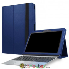 Чохол Lenovo Miix 320 10.1 Classic book cover dark blue