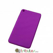 Чехол Lenovo Tab 3 Plus 7703 X F 7.0 Silicone purple