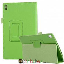 Чехол Lenovo Tab 4 8 plus 8704F & 8704N 8704 Classic book cover apple green
