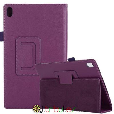 Чохол Lenovo Tab 4 8 plus 8704F & 8704N 8704 Classic book cover purple
