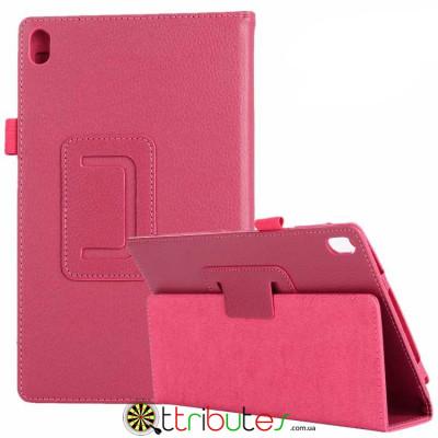 Чехол Lenovo Tab 4 8 plus 8704F & 8704N 8704 Classic book cover rose red