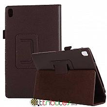 Чехол Lenovo Tab 4 8 plus 8704F & 8704N 8704 Classic book cover brown