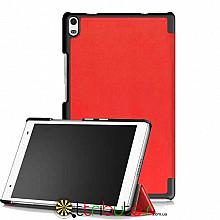 Чехол Lenovo Tab 4 8 plus 8704F & 8704N 8704 Moko ultraslim red