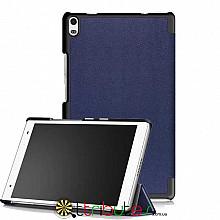 Чехол Lenovo Tab 4 8 plus 8704F & 8704N 8704 Moko ultraslim dark blue