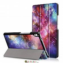Чехол Lenovo Tab 4 8 plus 8704F & 8704N 8704 Print ultraslim galaxy