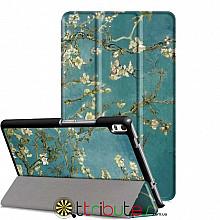 Чехол Lenovo Tab 4 8 plus 8704F & 8704N 8704 Print ultraslim bloomy tree