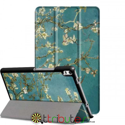 Чохол Lenovo Tab 4 8 plus 8704F & 8704N 8704 Print ultraslim bloomy tree