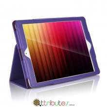 Чехол iPad pro 9.7 Classic book cover purple