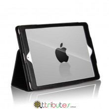 Чехол iPad pro 9.7 Classic book cover black