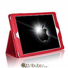 Чехол Apple iPad Pro 10.5 Classic book cover red
