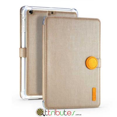 Чехол iPad mini 2 3 7.9 Morock silicon gold