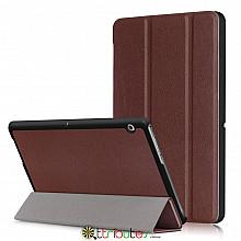 Чехол HUAWEI MediaPad T3 10 Moko ultraslim brown